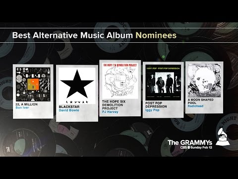 Best Alternative Music Album Nominees | The 59th GRAMMYs