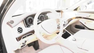 Прокат автомобилей в москве Maybach / майбах белый