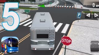 Ultimate Bus Driving 3D 2019 - Gameplay Walkthrough Part 5 (iOS, Android)