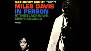 Miles Davis Quintet at the Blackhawk - If I Were a Bell