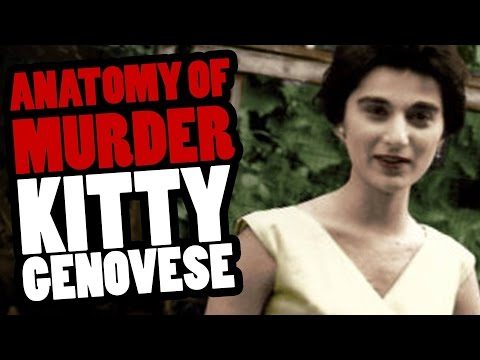 People Witnessing a Murder Do NOTHING - Kitty Genovese | ANATOMY OF MURDER #17