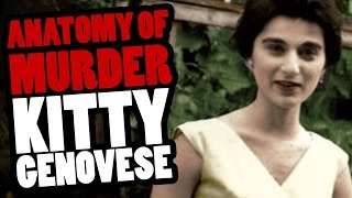 People Witnessing a Murder Do NOTHING - Kitty Genovese   ANATOMY OF MURDER #17