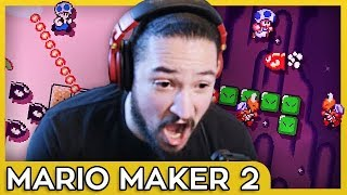 PLEASE NO MORE PUZZLES - SUPER MARIO MAKER 2 : EXPERT