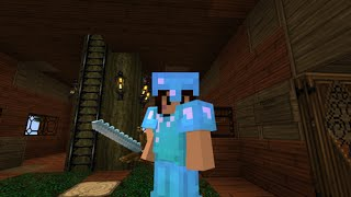 Minecraft Hunger Games - Sick Diamond Armour! - (Minecraft Gameplay)