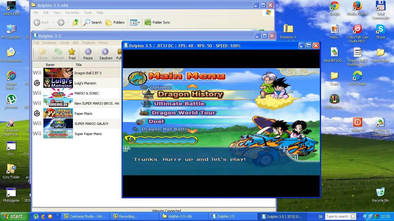 dolphin emulator 3.5