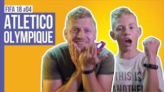 OLYMPIQUE – ATLETICO / FIFA18 #04