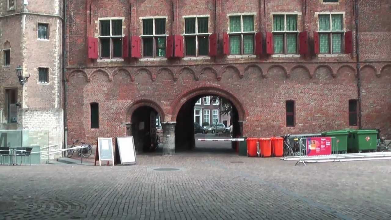 Veere en Middelburg HD 1080p