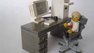 How To Make Lego Furniture 3