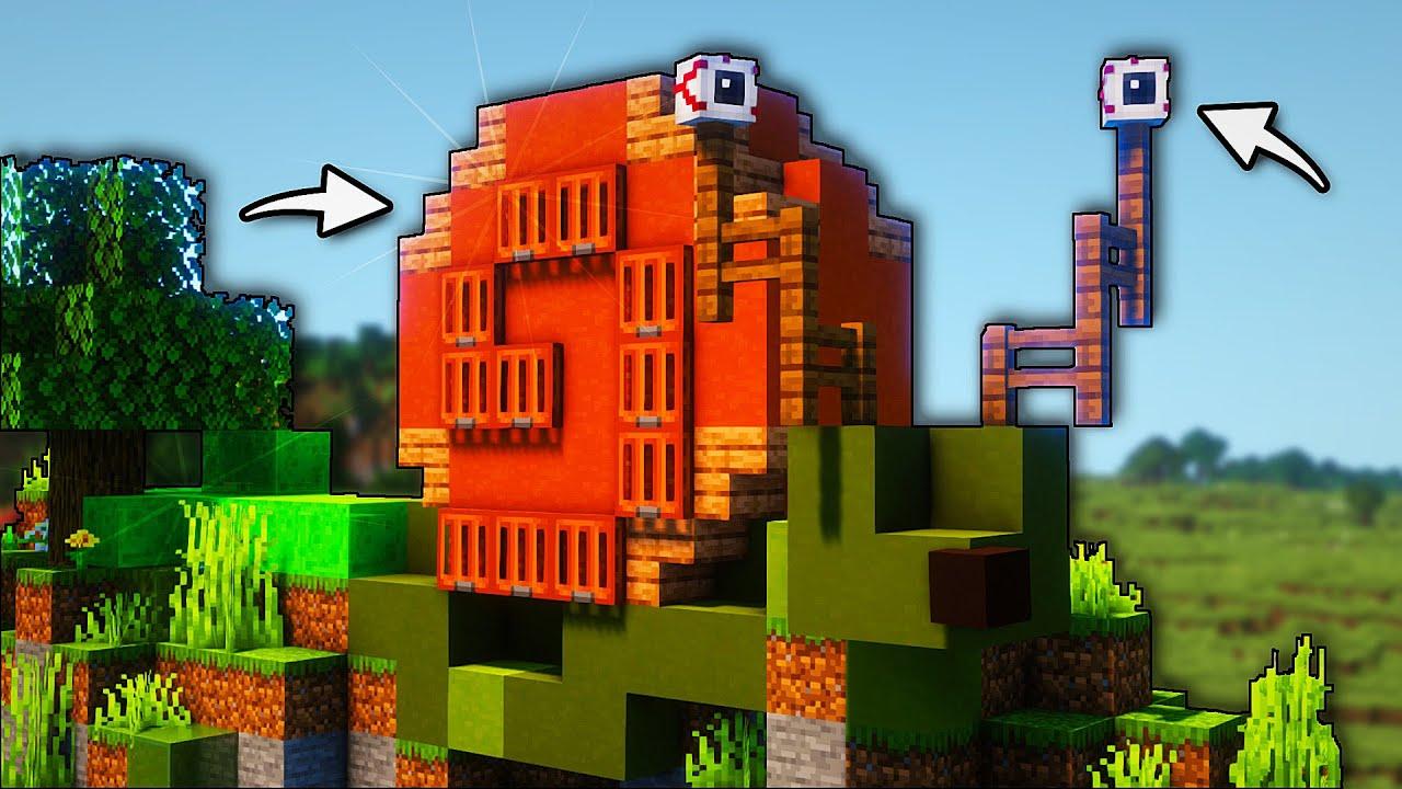 Adventure Roller Coaster in Minecraft