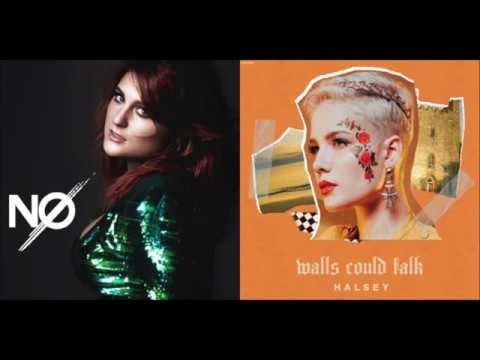 NO Walls Could Talk (Mashup) Meghan Trainor vs. Halsey