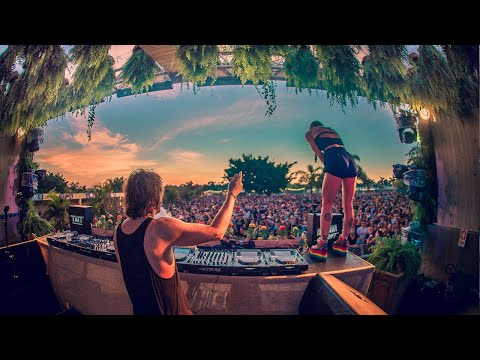 Lee Foss & Anabel Englund @ TRIBE ( Secret Garden Stage )