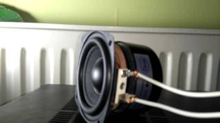 DROK subwoofer - bass I love you.