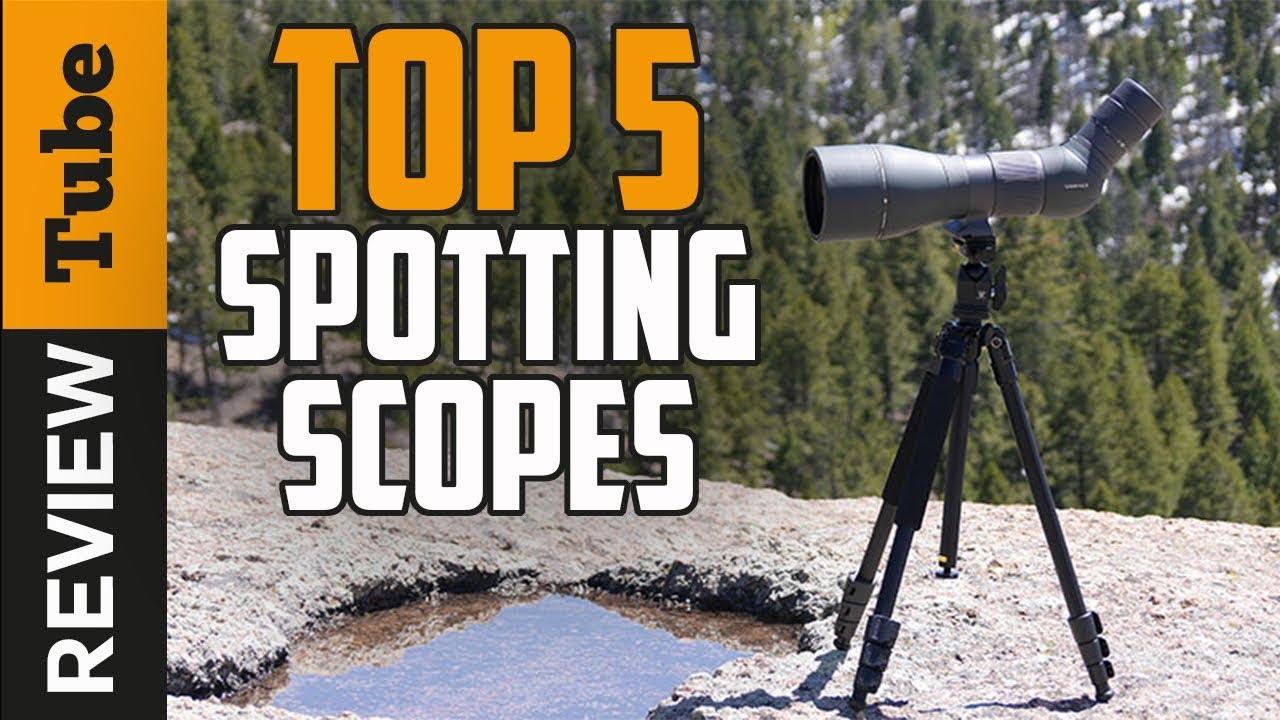 ✅spotting scope: best spotting scope buying guide youtube
