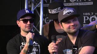 Repeat youtube video Hollywood Undead Interview - Pointfest 31 (May 2013)