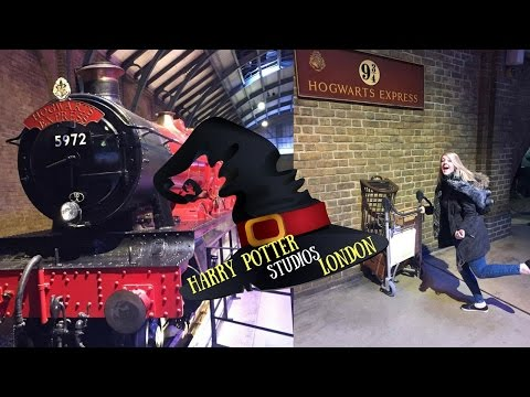 A tour of Harry Potter Studio Tour London