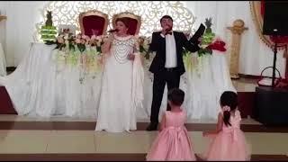 Руслан Атаев Тахмина Умалатова Ведущие свадьбы