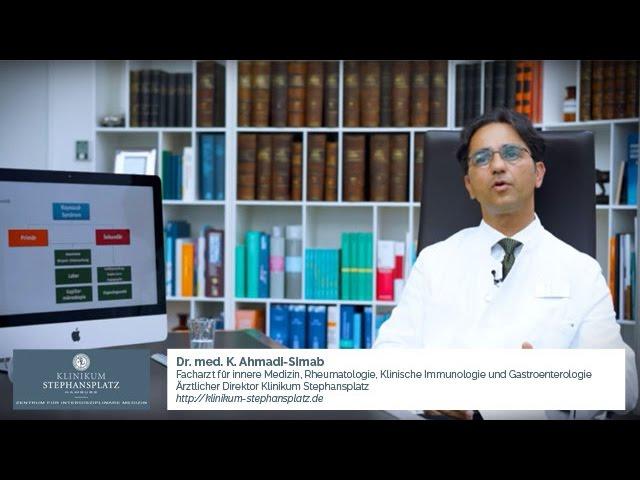 Diagnostik unterschiedlicher Formen des Raynaud-Syndroms. (Dr. K. Ahmadi-Simab)