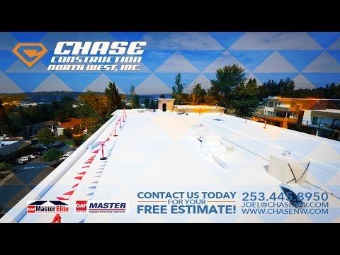 Ib Roof Installation Tapered Insulation Doovi