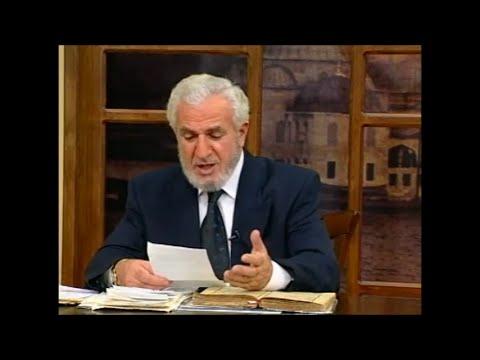 Tasavvuf - Dinimi Öğreniyorum Hayat Dersleri - Prof. Dr. Cevat Akşit