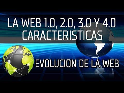 Web 1.0, 2.0, 3.0 y 4.0  Diferencias y Características - La Evolución De La Web