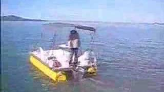 pontoonboats.co.nz - Plastic Funtastic Kitset Pontoon Boats