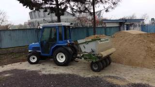 Agrobud - piaskowanie
