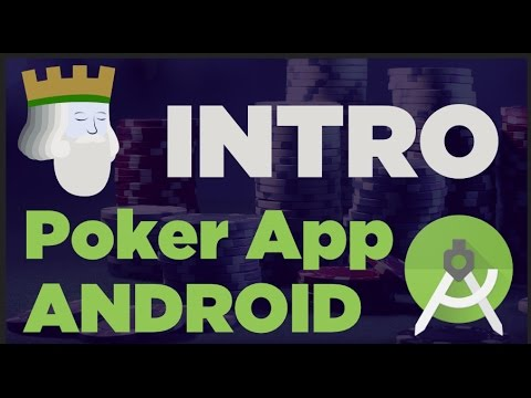 I programmed a Poker App in Android Studio
