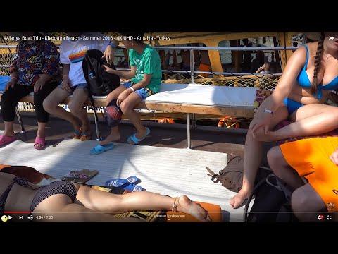 #alanya-boat-trip---kleopatra-beach---summer-2018---4k-uhd---antalya---turkey