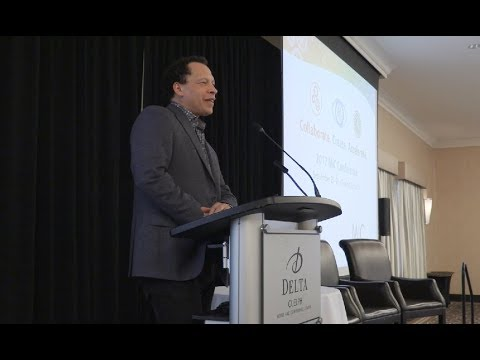#MiC2017 session 9: Lawrence Hill and the Power of Storytelling
