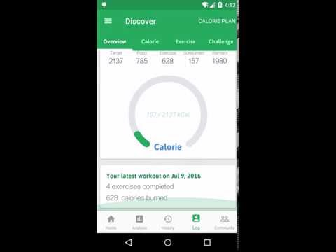 Weight Track Assistant - Android app to track weight