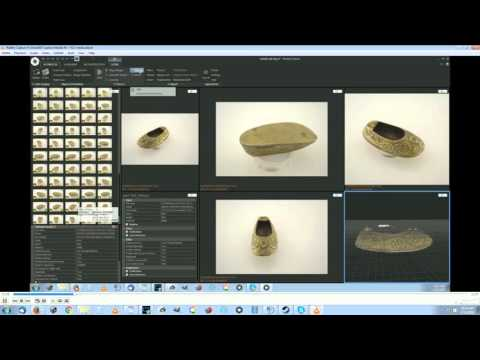 3D Scanning 2016 Photogrammetry Software Review