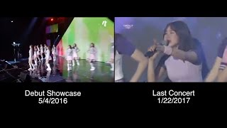 Video IOI Pick me Debut and Final Concert download MP3, 3GP, MP4, WEBM, AVI, FLV Oktober 2017