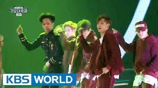 Video VIXX & BTS & GOT7 - We Run The World [2015 KBS Song Festival / 2016.01.23] download MP3, 3GP, MP4, WEBM, AVI, FLV Agustus 2018