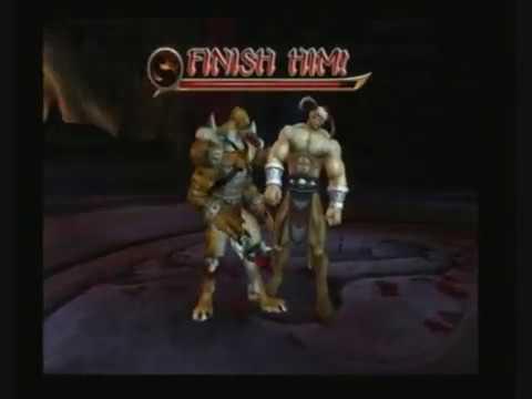 MK Armageddon - (Ultimate) Fatality Compilation