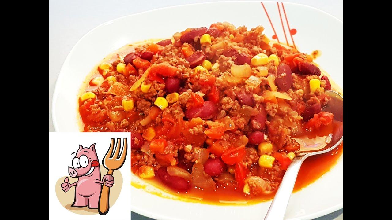 Chili Con Carne Das Beste Chili Ever Youtube