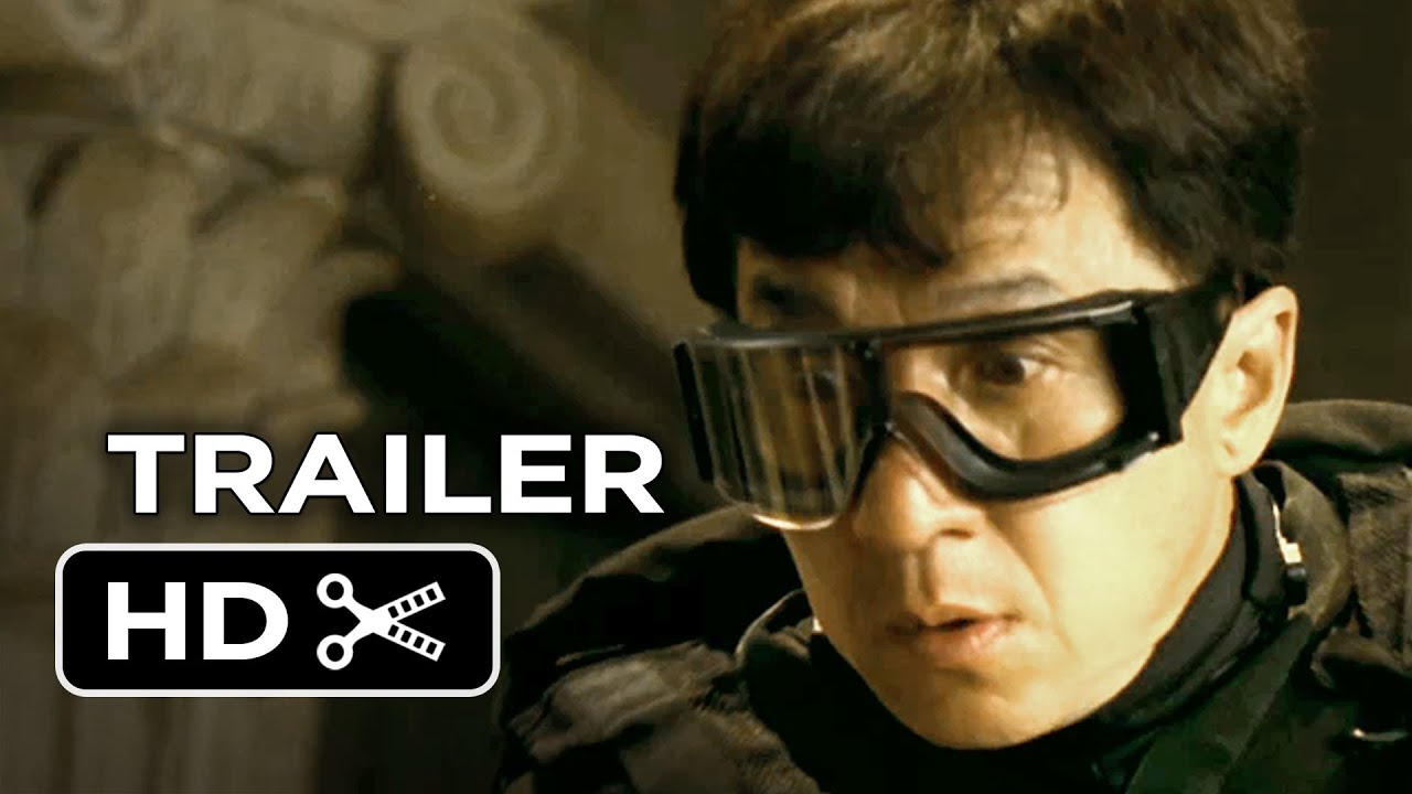 CZ12 Official Trailer ...