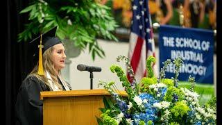 2019 Fall SRTC Graduation (Full Featured Video)