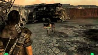 Fallout3 Новый друг Псина