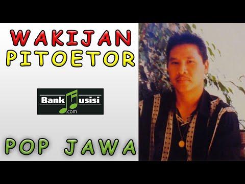 Wakijan – Pitoetor | Bankmusisi