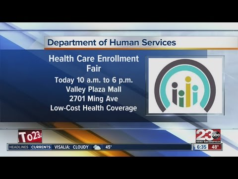 Health coverage enrollment fairs in Bakersfield to meet the deadline of Feb. 15