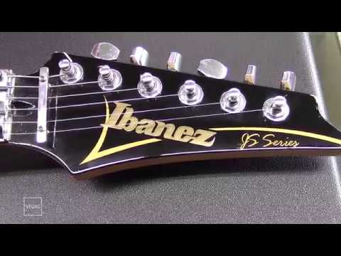 Joe Satriani, Ibanez JS 2000
