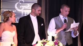 The Funniest Wedding Speech Ever