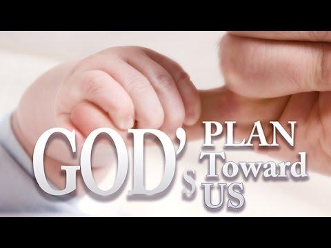 GOD's Plan Toward Us - Code #14151 - Sermon by Shyam Kishore