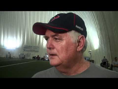 Wade Phillips on Mario Williams and the 3-4 Defense