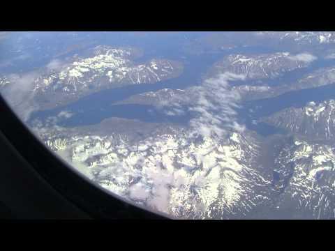 Uzbekistan Airways Boeing-767 HY-101 Tashkent to Riga to New York City 2012