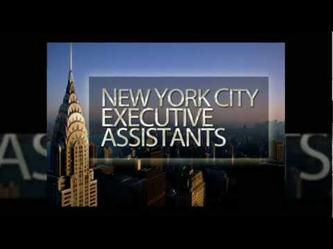 Executive Assistants in New York City - Executive's Assistant in New York, NY