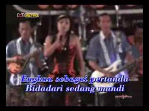 Om New METRO - PELANGI - Wiwik Arnetha [karaoke]