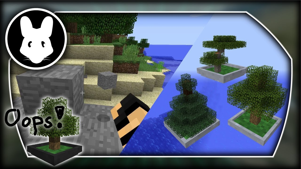 Bonsai Trees 2 Mods Minecraft Curseforge