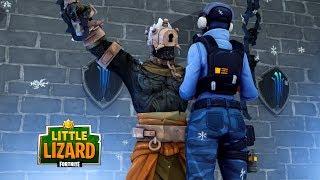 THE PRISONER ESCAPES!!! - Fortnite Short Film
