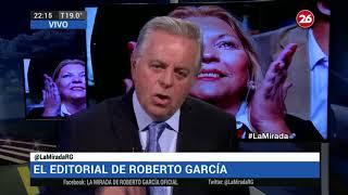 Canal 26 -La Mirada de Roberto García -14 de mayo